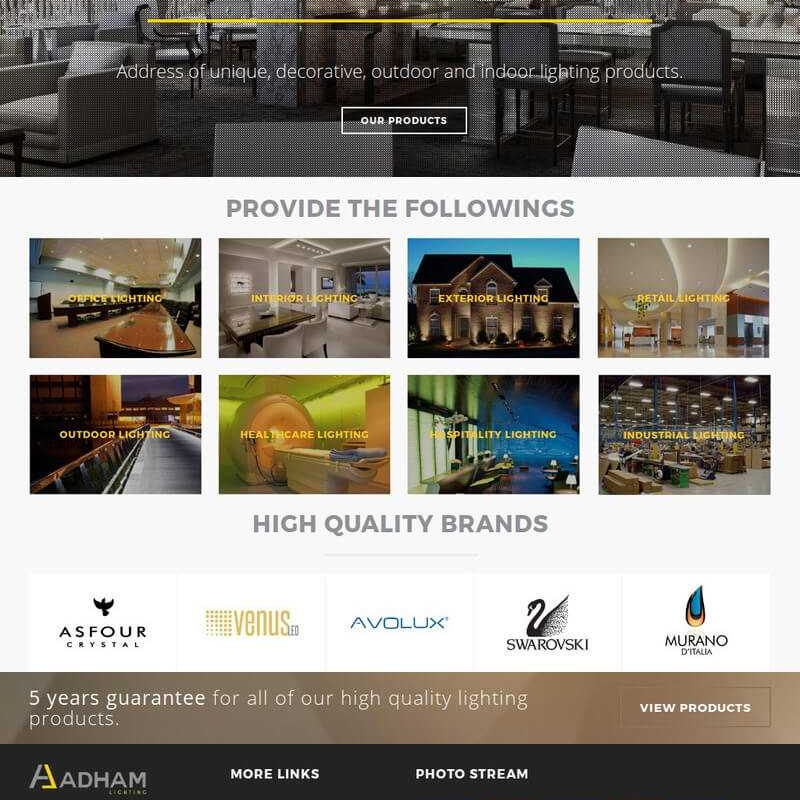 adhamgroup-erbil-lighting-suncode-it-solutions-website-design-lighting-company-erbil