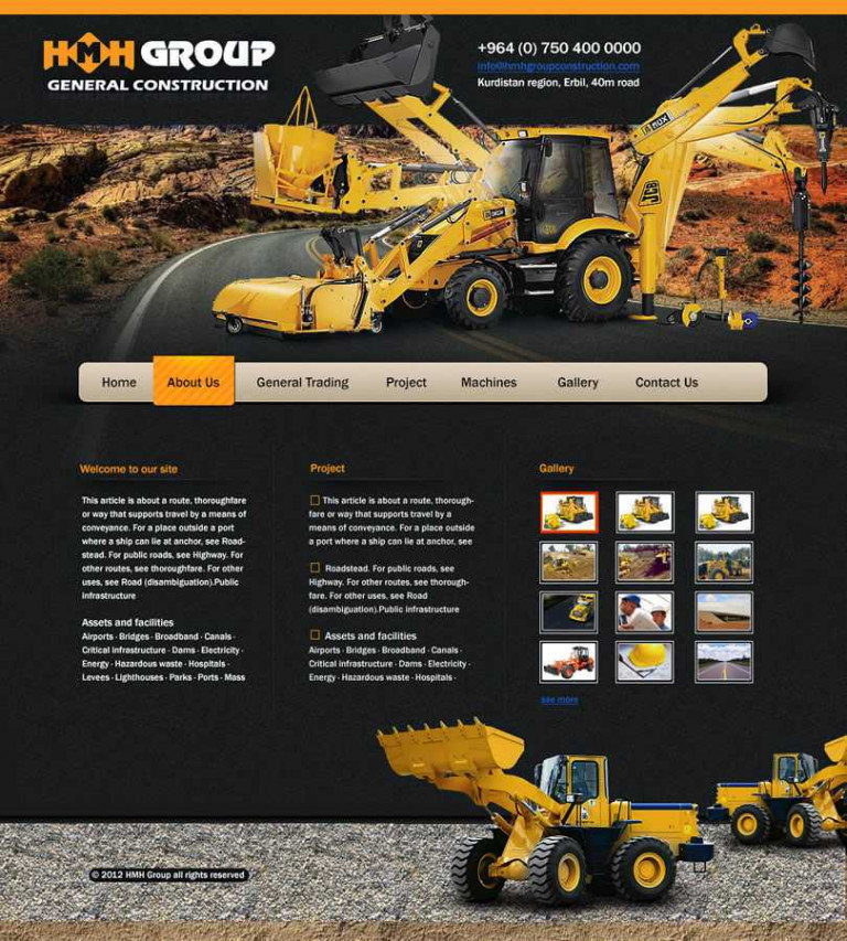 hmh-group-website-by-suncode-it-solutions-erbil